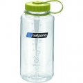 Nalgene Bottle Wide 1000ml BPA FREE Clear