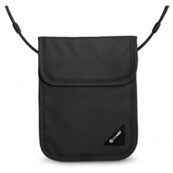 Pacsafe Coversafe X75 Neck Pouch Black