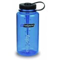 Nalgene Bottle Wide 1000ml BPA FREE Slate