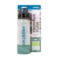 Aquamira Frontier Flow Filter Bottle GRN LINE