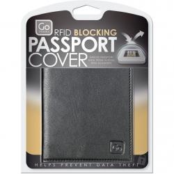 Go Travel RFID Passport Cover