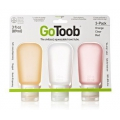 GoToob Travel Tube 3 pk Medium 60ml OCR