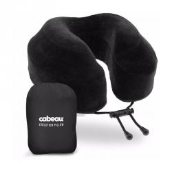 Cabeau Evolution Travel Pillow Black Midnight