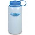 Nalgene HDPE Wide Mouth Bottle 1000ml White