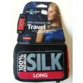 Sea to Summit  Silk Travel Liner Long Navy