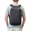 Pacsafe Intasafe Backpack Charcoal