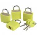 Korjo Colourful Locks 4 Pk