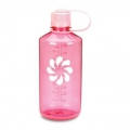 Nalgene Bottle Narrow 1000ml BPA FREE Pink