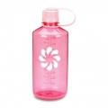 Nalgene Bottle Narrow 1000ml BPA FREE Pink