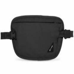 Pacsafe Coversafe X100 Waist Wallet Black