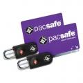 Pacsafe Prosafe 750 Key-Card Lock 2pk Black