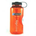Nalgene Bottle Wide 1000ml BPA FREE Orange