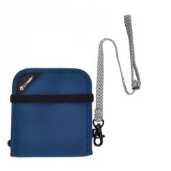 Pacsafe RFIDsafe V100 Wallet Blue