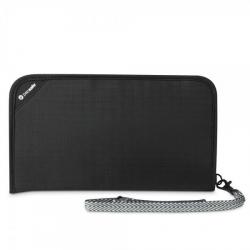Pacsafe RFIDsafe V200 Wallet Black