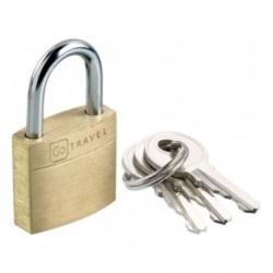 Go Travel Secure Key Lock