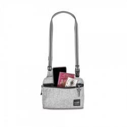 Pacsafe Slingsafe LX50 Tweed Grey