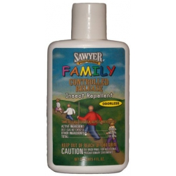 Sawyer 20% DEET Family Insect Repellent 118ml