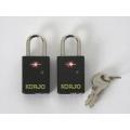 Korjo TSA Keyed Indicator Locks