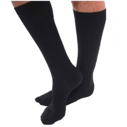 Venosan Mens Microfibreline Socks Large Black