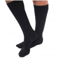 Venosan Mens Microfibreline Socks Medium Black