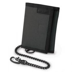 Pacsafe RFIDsafe Z50 trifold Wallet Charcoal